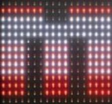 Çift renkli LED ekran